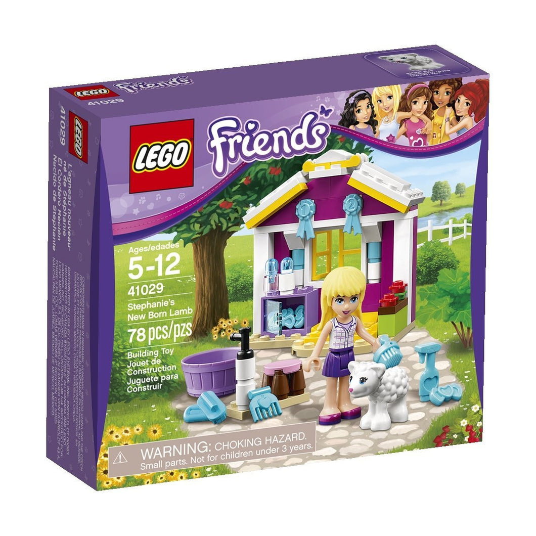 LEGO Friends 41029' Stephanie's New Born Lamb
