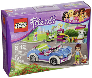 LEGO Friends 41091 Mia's Roadster (Discontinued by manufacturer)