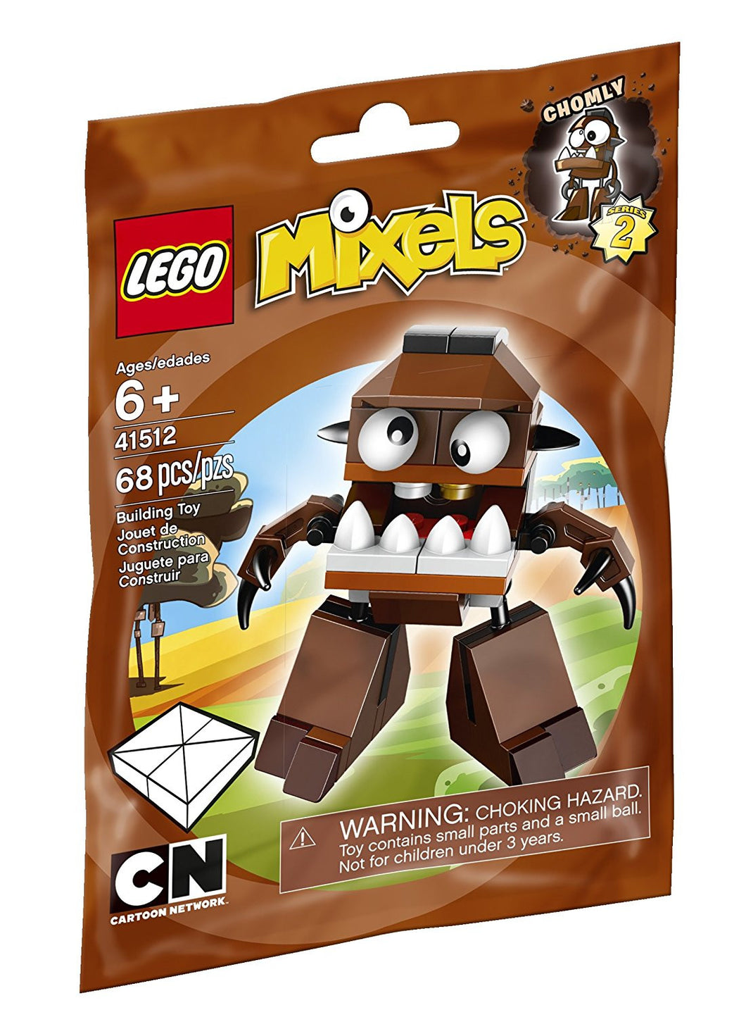 LEGO Mixels CHOMLY 41512 Building Kit
