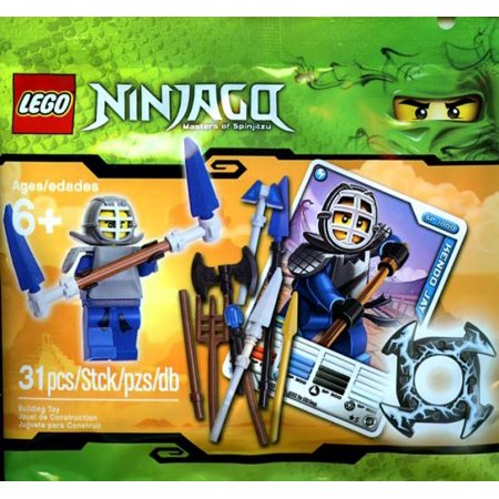 Ninjago Kendo Jay Mini Set LEGO 5000030 [Bagged]