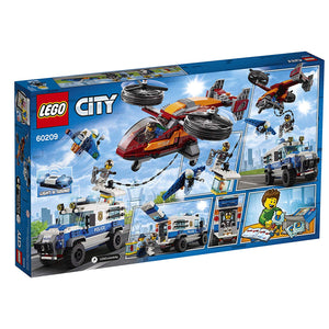 LEGO City Sky Police Diamond Heist 60209 Building Kit