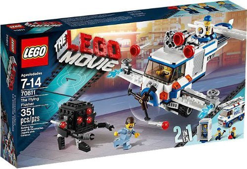 LEGO Movie 70811 The Flying Flusher