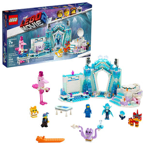 LEGO THE LEGO MOVIE 2 Shimmer & Shine Sparkle Spa; 70837 Building Kit (691 Pieces)