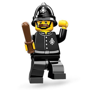 Lego Mini-Figures - Series 11 - Constable