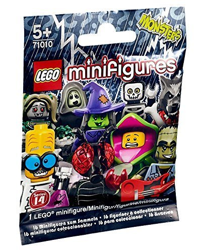 LEGO MONSTERS SERIES 14 MINIFIGURES (SINGLE PACK)