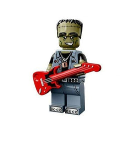 LEGO Minifigure Series 14 71010 HALLOWEEN MONSTERS - MONSTER ROCKER