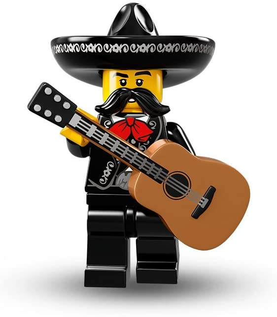 LEGO Collectible Minifigure Series 16 - MARIACHI GUY 71013 FACTORY SEALED