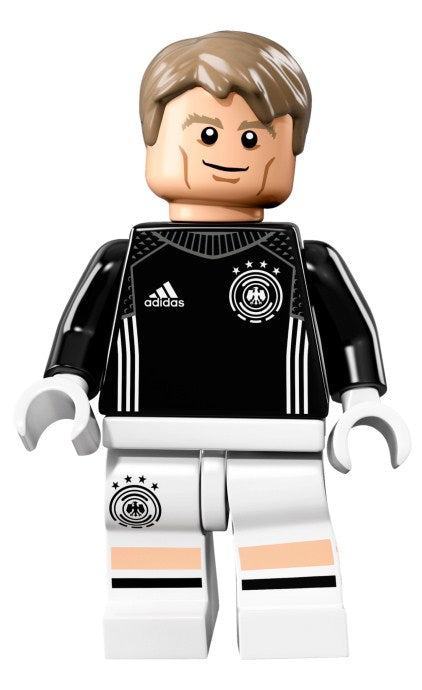 LEGO MINIFIGURE SERIES DFB GERMAN SOCCER 71014 - MANUEL NEUER NO. 1