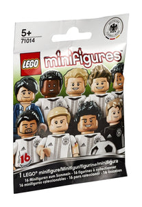 "Lego Minifigure 71014 - ""DFB - Die Mannschaft"" / German national soccer team"
