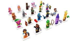 The Lego Movie 2 Series Minifigures Wizard of Oz 71023 SEALED Complete Set of 20