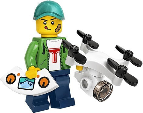 LEGO Minifigures Series 20 71027 Drone Boy