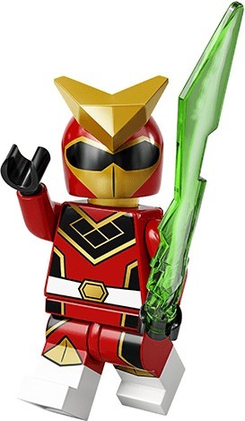 LEGO Minifigures Series 20 71027 Super Warrior