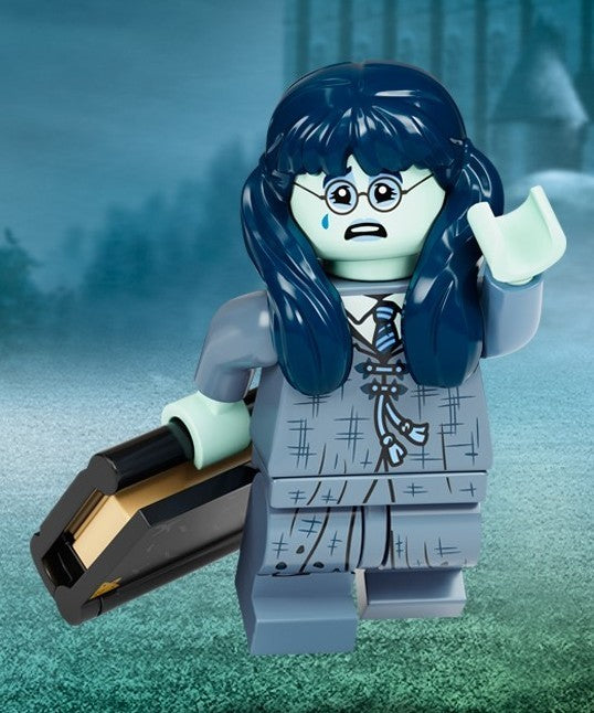 71028 LEGO Moaning Myrtle Minifigure Harry Potter Series 2