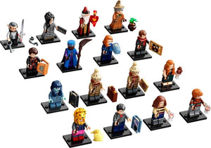 71028 LEGO Minifigures - Harry Potter Series 2 - Complete set of 16