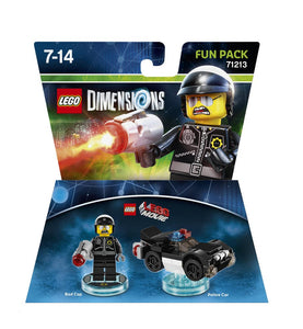 LEGO Dimensions, The LEGO Movie Bad Cop Fun Pack 71213