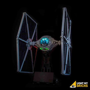 STAR WARS UCS TIE FIGHTER LIGHTING KIT 75095 (LEGO SET NOT INCLUDED) BY LIGHT MY BRICKS