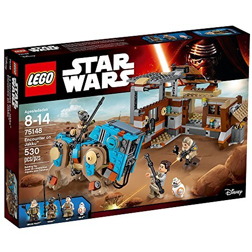 LEGO Star Wars Encounter on Jakku 75148 Star Wars Toy