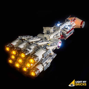 Lighting Kit for Star Wars Tantive IV 75244 (BUILDING SET NOT INCLUDED) by Light my Bricks