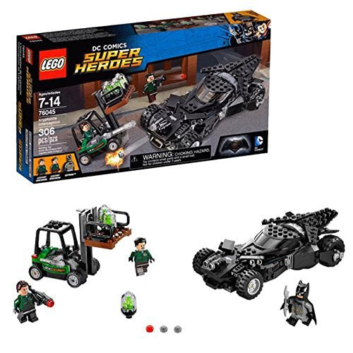 LEGO Kryptonite Interception 76045