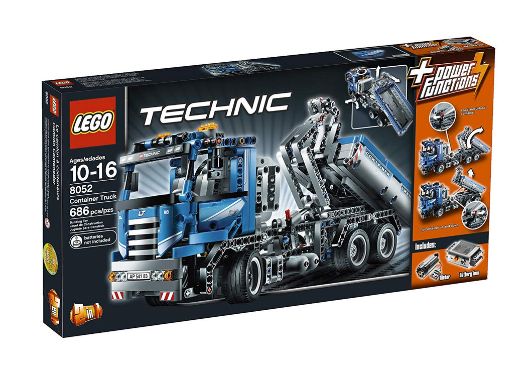 LEGO Container Truck 8052