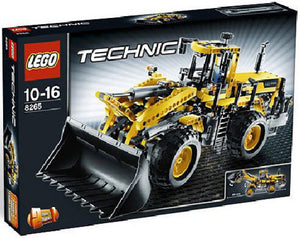 LEGO TECHNIC Front Loader 8265