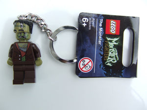 "LEGO Monster Fighters 'The Monster"" Key Chain 850453"