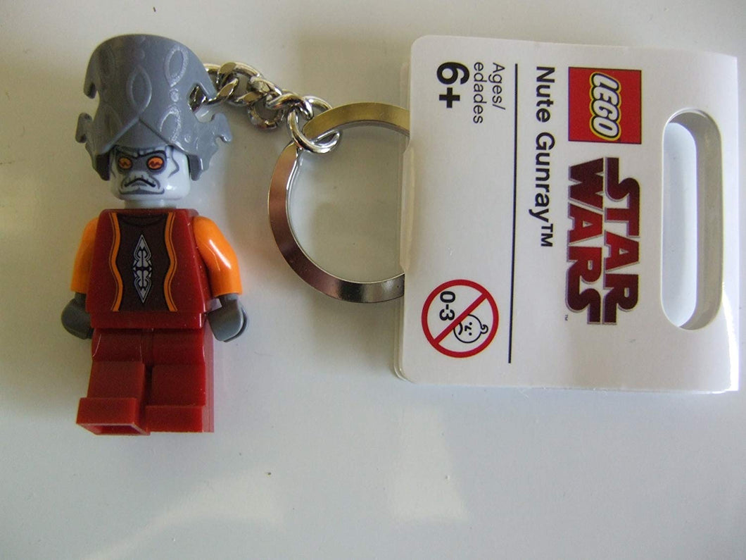 Lego Star Wars Nute Gunray Key Chain Ages 6+ 852839