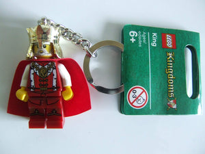 LEGO Kingdoms King Key Chain 852958