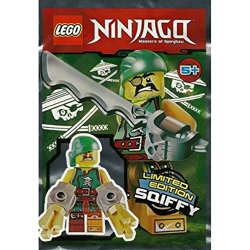 LEGO Ninjago Limited Edition Minifigure - Sqiffy (891612)