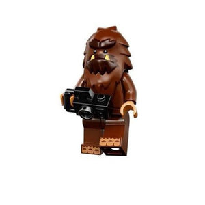 LEGO Minifigure Series 14 71010 HALLOWEEN MONSTERS - SQUARE FOOT BIGFOOT