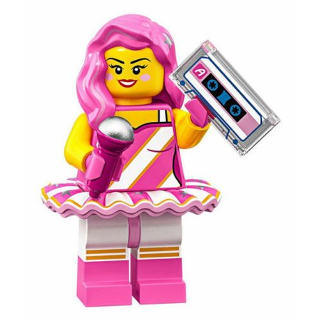 The LEGO Movie 2 Minifigures Series CANDY RAPPER 71023