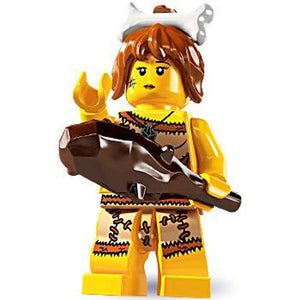 LEGO Series 5 Cave Woman Minifigure [No Packaging]