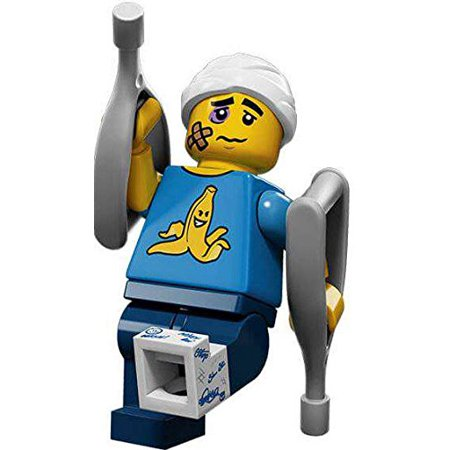 LEGO COLLECTIBLE MINIFIGURE SERIES 15 - CLUMSY GUY 71011