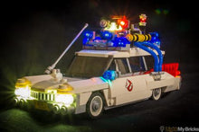 Ghostbusters Ecto-1 Lighting Kit for Lego 21108 (Car Not Included) Light Up by Light My Bricks