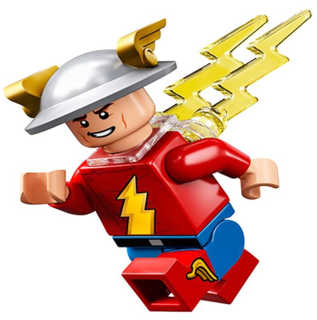 LEGO DC Super Heroes Jay Garrick Flash Minifigure [71026 Loose]