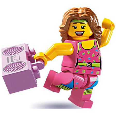 LEGO Series 5 Fitness Instructor Minifigure [No Packaging]