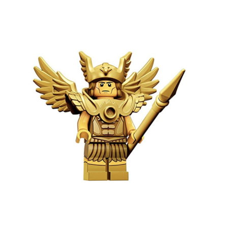 LEGO COLLECTIBLE MINIFIGURE SERIES 15 - FLYING WARRIOR 71011
