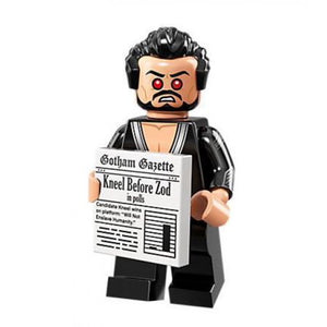 LEGO DC Series 2 General Zod Minifigure [No Packaging]