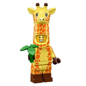 The LEGO Movie 2 Minifigures Series 71023 GIRAFFE SUIT GUY