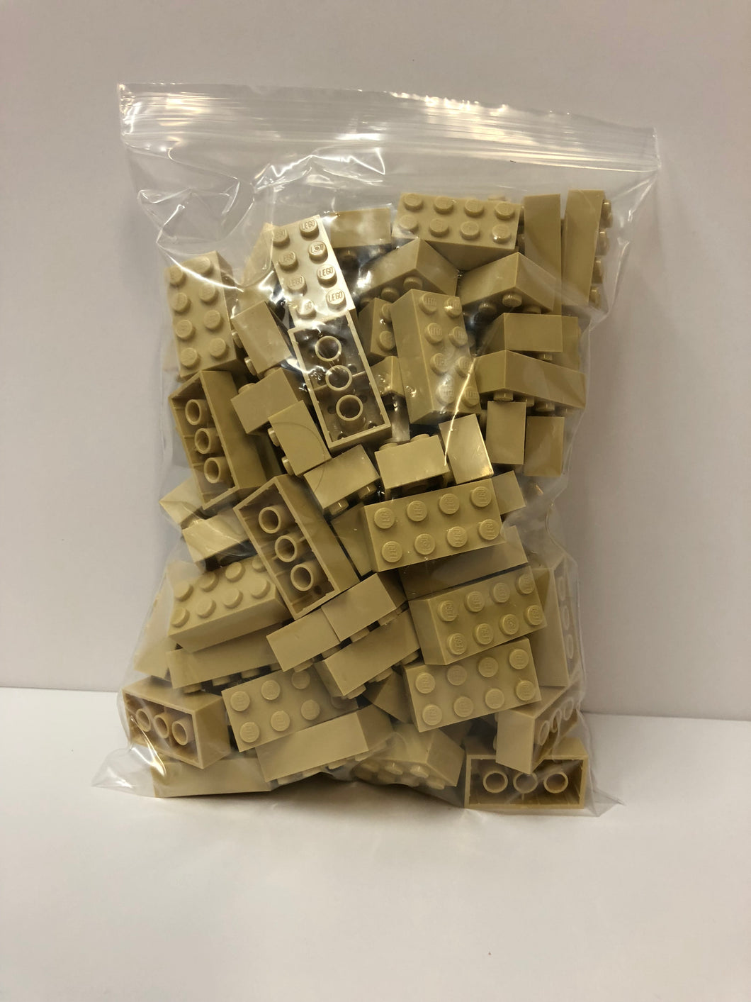 Code To The Future - 100qty 2x4 bricks