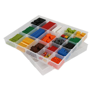 Sorting Tray Dividing Set IRIS LEGO 2-Piece