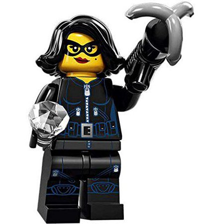 LEGO COLLECTIBLE MINIFIGURE SERIES 15 - JEWEL THIEF 71011
