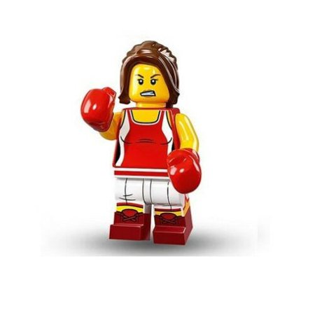 LEGO Collectible Minifigure Series 16 - KICKBOXER 71013