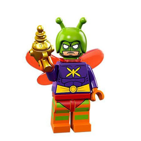 LEGO DC Series 2 Killer Moth Minifigure [No Packaging]