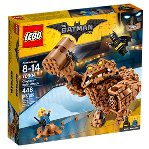 LEGO Batman Movie Clayface™ Splat Attack 70904
