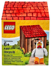 LEGO Chicken Suit Guy Minifigure with Coop