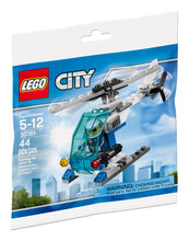 LEGO City Police Helicopter 30351 Polybag Set (44 Pieces)