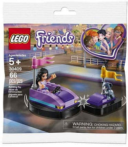 LEGO Friends Emma's Bumper Cars Mini Set #30409 [Bagged]