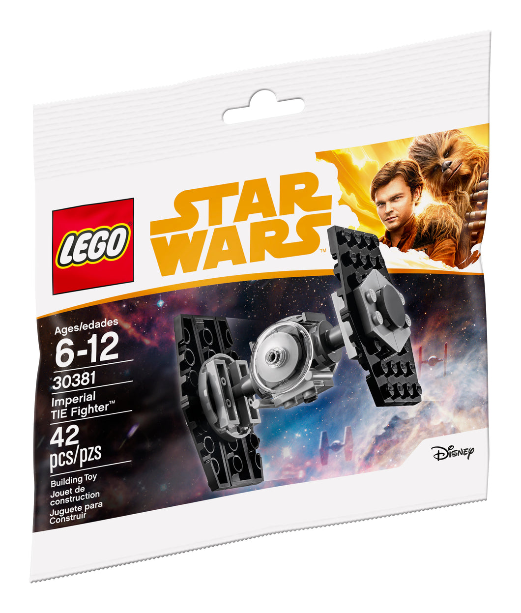 Imperial Tie Fighter Polybag 30381