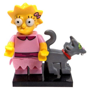 LEGO LEGO Simpsons Series 2 Lisa Simpson with Snowball II Minifigure